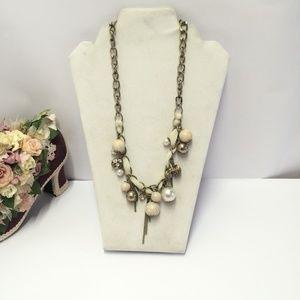 Vintage Handmade Statement Necklace